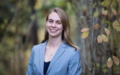 Cate White, CGCS Alumnae